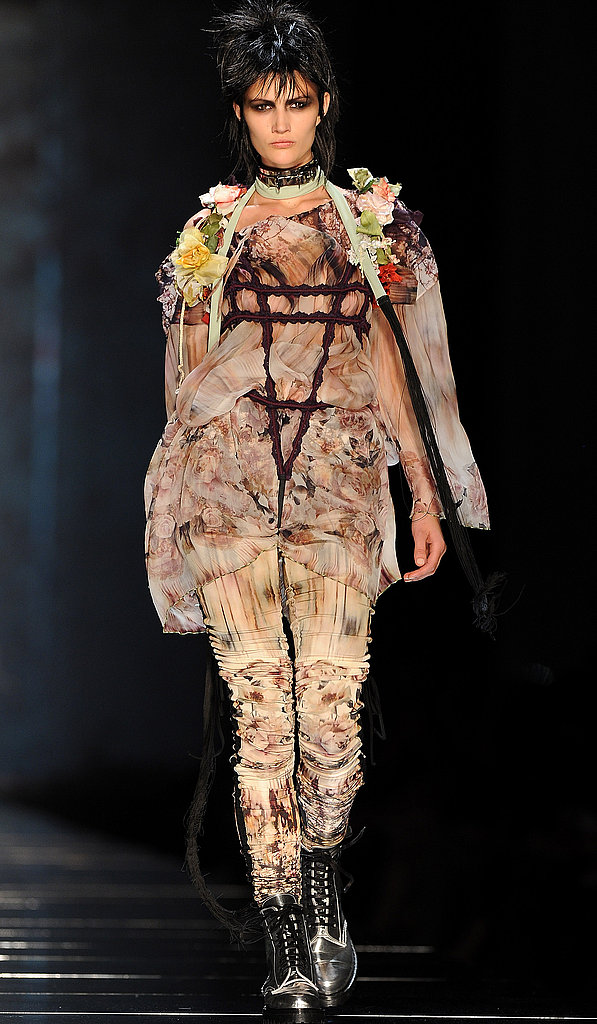 2011 Spring Paris Fashion Week: Jean-Paul Gaultier