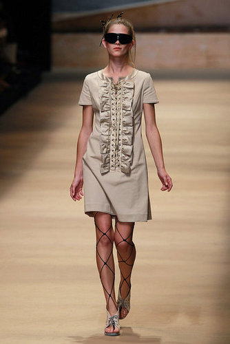 Spring 2011 Paris Fashion Week: Alexis Mabille