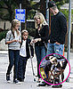 Pictures of Reese Witherspoon With Jim Toth, Deacon, and Ava Phillippe in LA