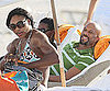 Slide Picture of Serena Williams and Common in Miami