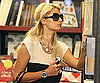 Slide Picture of Paris Hilton Book Shopping