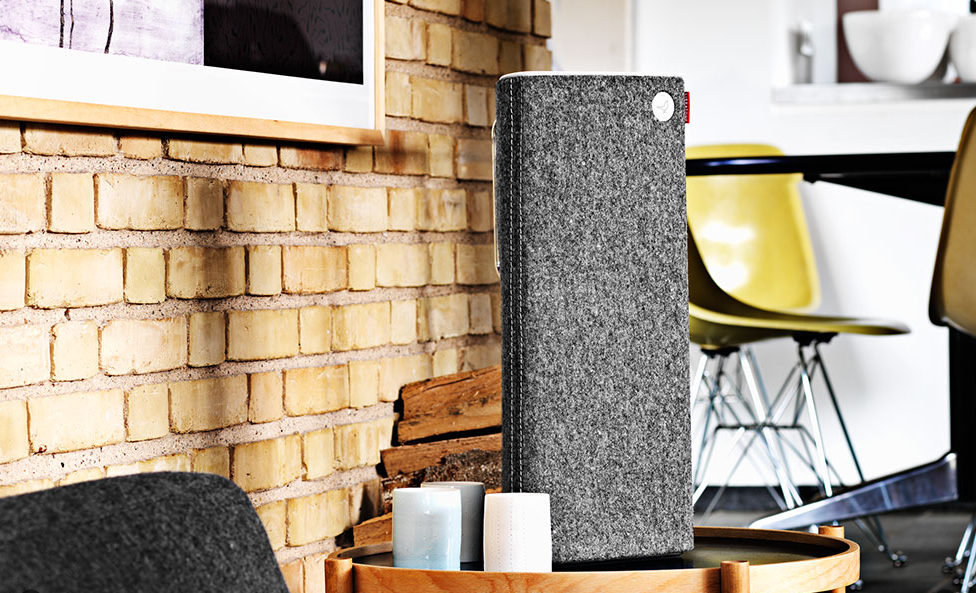 Photos of the Libratone Speakers