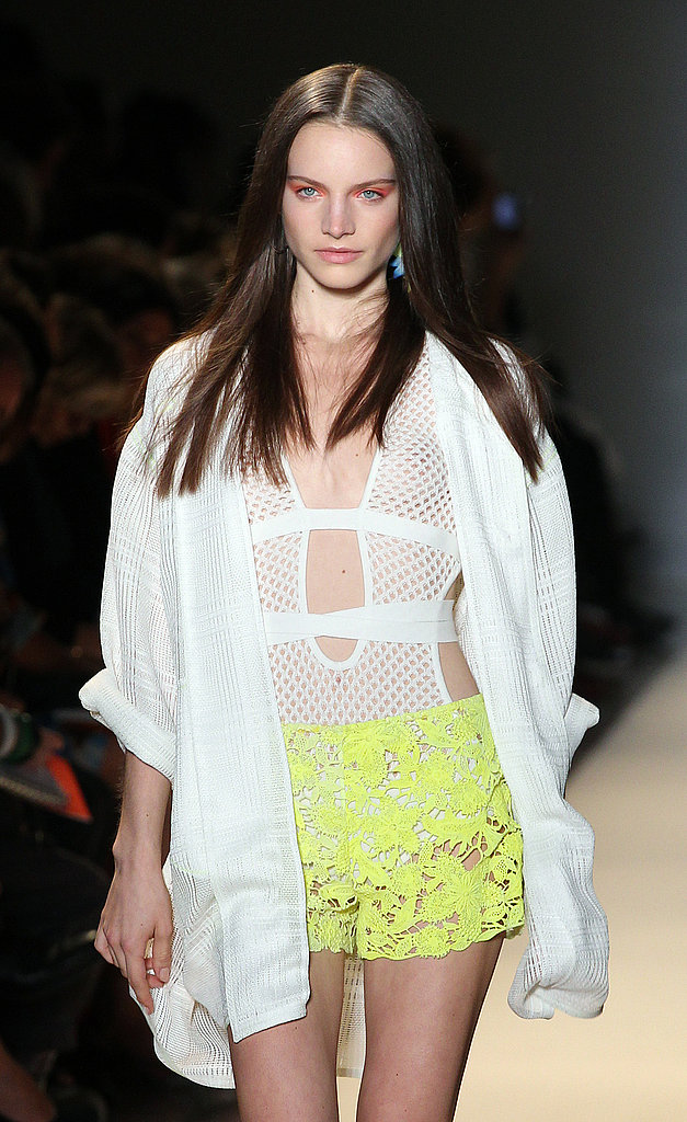 2011 Spring Paris Fashion Week: Vanessa Bruno