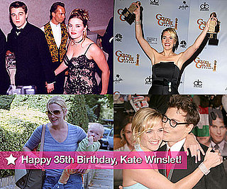 Pictures of Kate Winslet on Her Birthday