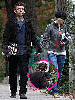 First Pictures of Rachel McAdams and Michael Sheen As a Couple
