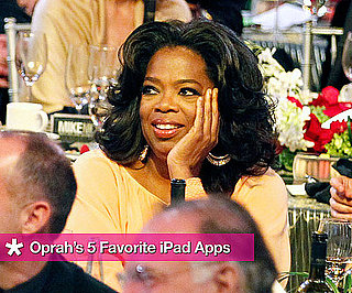 Oprah's Favorite iPad Apps