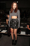 Still crushing on Leighton's crop top look at Proenza.