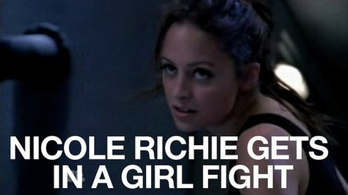 Video of Nicole Richie on Chuck