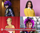 Halloween Costume Ideas From Pop Culture Including Hit Girl, Rachel Berry, and Ramona Flowers