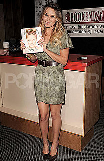 Pictures of Lauren Conrad on Book Tour in New Jersey