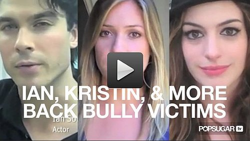 Celebrities Send Messages of Hope to Victims of Bullying: It Gets Better