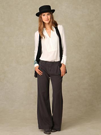 Free People Drippy Wide Leg Pant ($108)