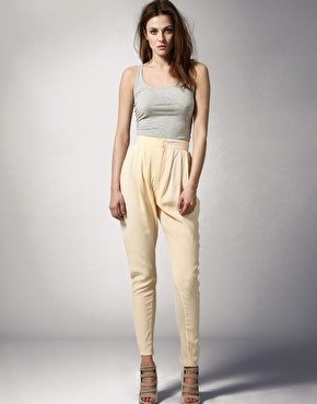 Illonaire On the Air High Waist Trousers ($78, originally $257)