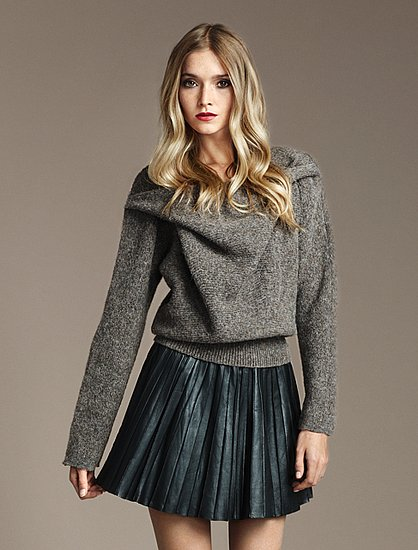 8 Fall-Perfect Outfits From Zara's October 2010 Lookbook