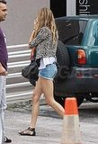 Pictures of Gisele Bundchen and Ben Brady