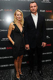 Pictures of Naomi Watts and Liev Schreiber at the Fair Game Screening in NYC 2010-10-07 09:42:47