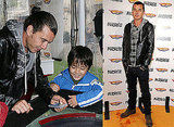 Gavin Rossdale Talks About Gwen, Kingston and Zuma at a Hot Wheels Launch in LA