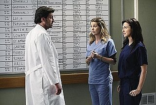 "Grey's Anatomy Recap ""Superfreak"""