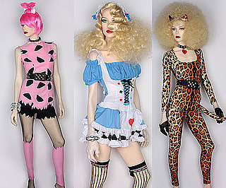 Pictures of Patricia Field's Halloween Costumes