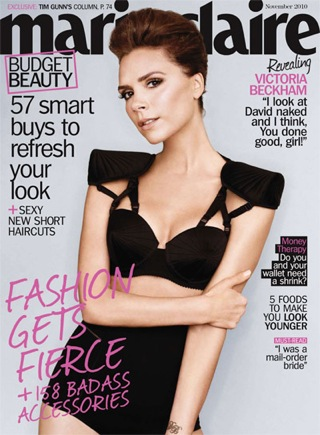 Victoria Beckham on Marie Claire November 2010 2010-10-11 11:00:04