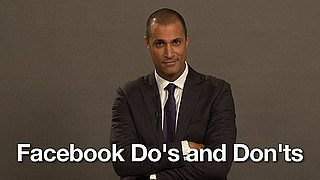 America's Next Top Model Tips From Nigel Barker on How to Take Facebook Profile Pictures