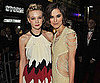 Slide Picture of Carey Mulligan and Keira Knightley in London