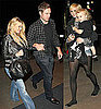Pictures of Jessica Simpson, Eric Johnson, Ashlee Simpson and Bronx in NYC