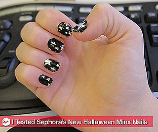 New Pictures and Review of Sephora's Limited Edition Halloween Minx Nail Kit