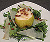 Spicy Green Salad With Pears