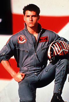 Top Gun Sequel in the Works With Tom Cruise in a Smaller Role 2010-10-14 11:30:47