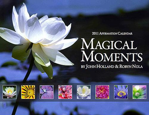 Positive Affirmation Calendar by Robyn Nola and John Holland