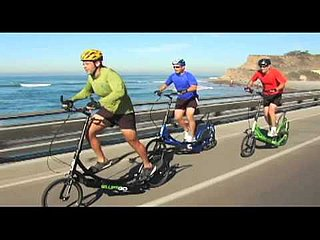 Review of ElliptiGO — The Elliptical Bicycle