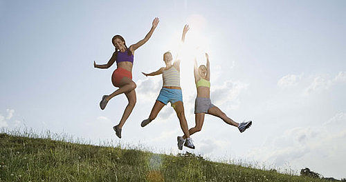 Benefits of Adding Jumping Moves to Your Workout