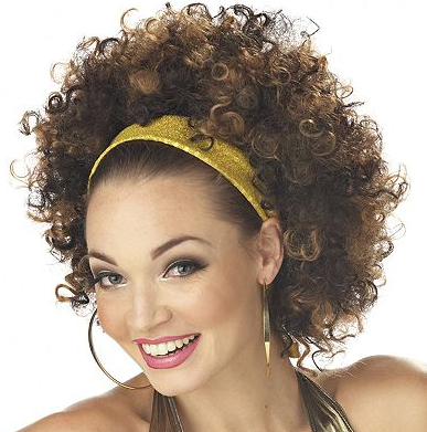 "Kohl's Stocks a ""Ghetto Fab"" Wig"