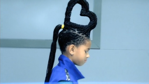 "Willow Smith Official Music Video For ""Whip My Hair"" 2010-10-18 14:30:39"