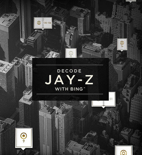 Find Jay-Z's Autobiography With Bing