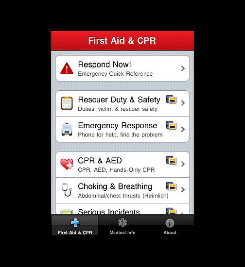 Pocket First Aid &amp; CPR From the American Heart Association 
