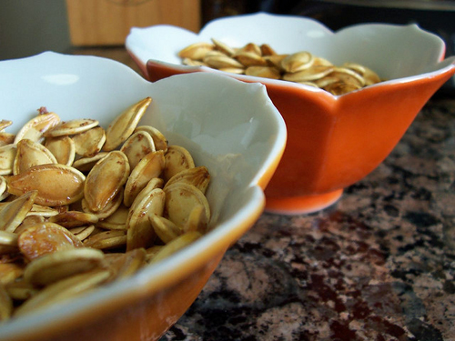 How to Roast Pumpkin Seeds | Recipe