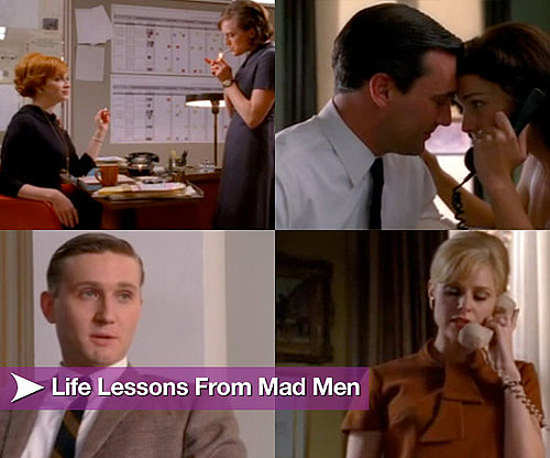 Life Lessons From Mad Men Season Finale