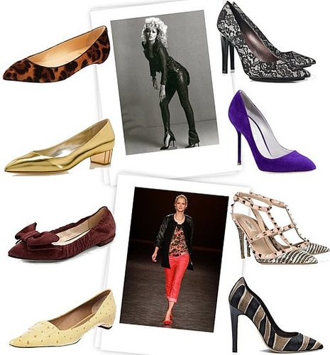 Shop the Best Pointy-Toe Pumps and Flats for Fall 2010