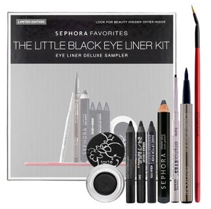Enter to Win a Sephora The Little Black Eyeliner Kit Deluxe Sampler