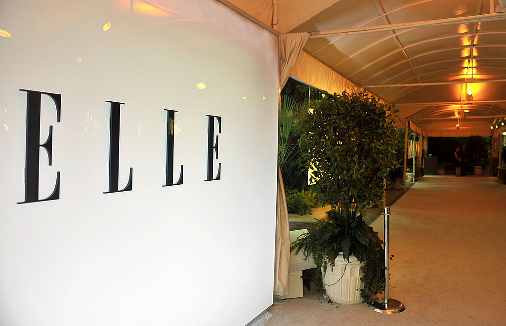 Elle welcomes Hollywood.