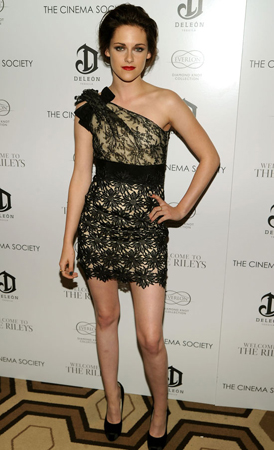 Kristen Stewart Goes on Diet For Twilight: Breaking Dawn