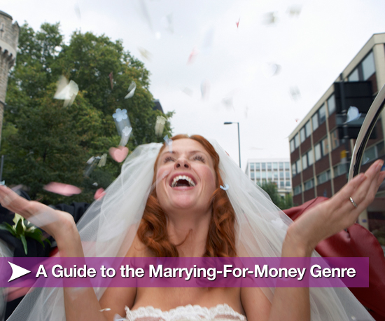 Marrying For Money Books