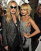 Pictures of Rachel Zoe and Nicole Richie at a CFDA Party 2010-10-20 08:45:00