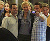 Slide Picture of Gwyneth Paltrow Posing With Fans in LA