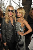 Pictures of Nicole Richie and Rachel Zoe