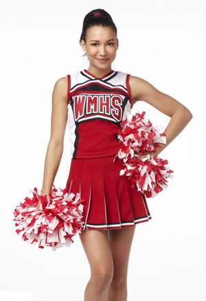 Naya Rivera Shares How She Stays in Shape as Santana