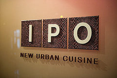 New Restaurant IPO Opens at the W City Center