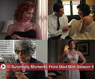 The 10 Most Surprising Moments From Mad Men Season 4